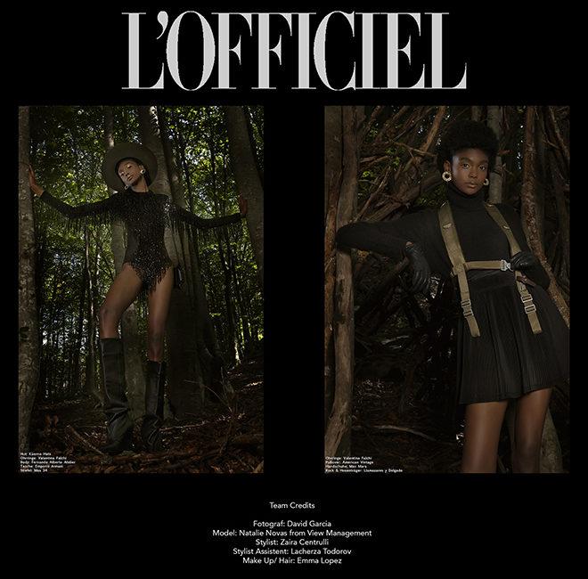 L'OFFICIEL. Dark Forest